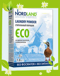 <b>Экологический стиральный порошок</b> без фосфатов