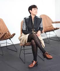 fashion designer carla fernandez interview fashion designer carla fernandez