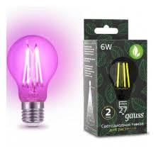 Освещение для <b>растений</b> (<b>фитолампы</b>) <b>Gauss</b> — купить в ...