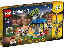 ≡ <b>Конструктор LEGO Creator</b> Ярмарочная карусель (<b>31095</b> ...