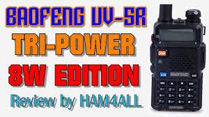 <b>Baofeng UV</b>-5R <b>8</b>-Watt Edition POWER TEST! - YouTube