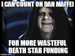 11 Star Wars Characters Go On The Record About Dan Maffei's ... via Relatably.com