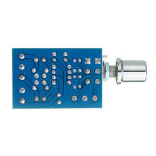 HIGHTECHELECTRIC <b>TDA2822M 1Wx2 Dual Channel</b> Audio ...