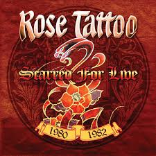 Scarred For Live 1980-1982 (5 CD) Box-Set - Rose ... - Rose Tattoo