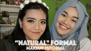 natural formal makeup tutorial makeupbyfatya