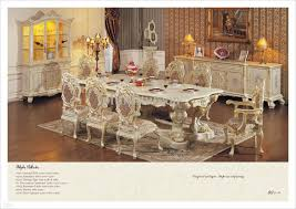dining room furniture tourcloud french hand carving leaf gilding dining room setantique classic in french pho