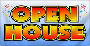 Image result for open house clipart