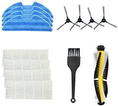 Robot Vacuum Replacement Parts, 4 Side Brushes, 4 ... - Amazon.com