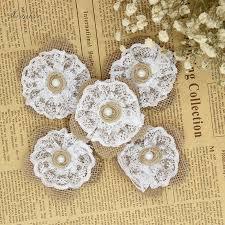 5/<b>10pcs handmade</b> Natural <b>Jute Burlap Hessian</b> flower DIY craft ...