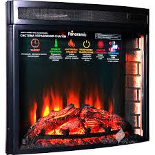 <b>Электрический</b> очаг <b>Inter Flame Panoramic</b> 28 LED FX купить в ...