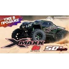 Купить новый <b>Traxxas</b> X-MAXX 8S 2017 Румашинки.рф