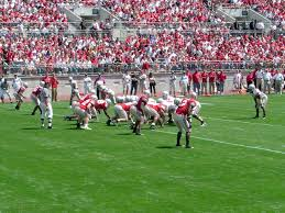 Ohio State Buckeyes football americano