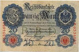 German gold mark