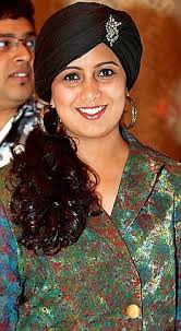 Harshdeep Kaur: The Punjabi singer made a special appearance for the event - article-2165674-13D191F3000005DC-776_233x423