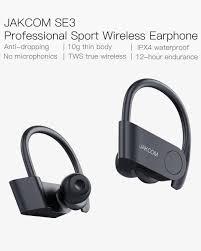 Jakcom SE3 Professional Sport Wireless Earphone as Earphones ...