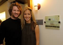 ladies of the nhl scott hartnell girlfriend