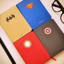 Ежедневник Дневник <b>Блокнот MARVEL</b> DC series round notebook ...