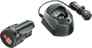 Базовый <b>набор</b> 12 B (1 <b>аккумулятор</b> емкостью 1,5 А·ч + <b>зарядное</b> ...
