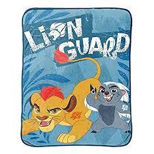 Disney The Lion King Big Size Blanket Fuzzy Warm ... - Amazon.com