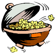 Image result for popcorn popping gif