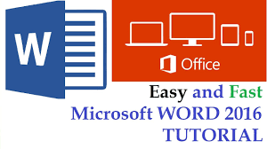 microsoft word tutorial the beginner guide cover page microsoft word 2016 tutorial the beginner guide cover page blank page page break