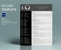 40 resume template designs creatives professional resume design