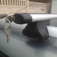 «<b>Багажник</b>(<b>поперечины</b>) на рейлинги Кия Соренто» — Товары ...