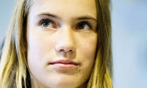 Laura Dekker, 14, attempting solo sail around the world. Laura Dekker plans to become the youngest solo sailor to circumnavigate the globe. - Laura-Dekker-14-attemptin-006