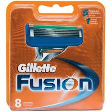 Купить Сменные лезвия <b>Сменные кассеты Gillette Fusion5</b>, 8 шт ...