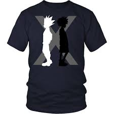 <b>Hunter x</b> Hunter - <b>killua</b> and gon - <b>Men</b> Short Sleeve T Shirt ...