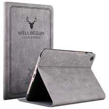 <b>Ultra Slim Folding Stand</b> Flip PU Leather Smart Cover Case for ...