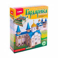 <b>Конструктор Lori Гардарика Соборный</b> комплекс купить в ...