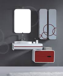 red bathroom furniture cool modern bathroom furniture cabinets with red and white colors excerpt accent bathroom accent furniture