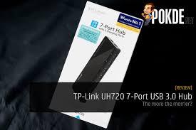 <b>TP</b>-<b>Link UH720</b> 7-Port <b>USB</b> 3.0 Hub Review; The More The Merrier ...