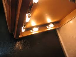 image of installing under cabinet led lighting cabinet lighting kitchen