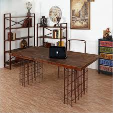 american country vintage wrought iron wood dinette table bar tables computer desk rectangular desk hotel american country wrought iron vintage desk