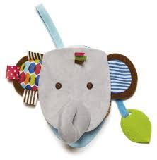 <b>Подвесная игрушка SKIP HOP</b> Книжка-слон (SH 306252) — стоит ...