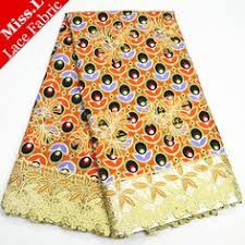 Fashion Design <b>High Quality</b> African Wax Lace Fabrics 100% Cotton ...