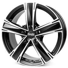 <b>Advanti</b> Racing <b>Raccoon</b> black / polished | felgenoutlet.com