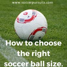 Soccer Ball <b>Sizes</b>: The <b>Official</b> & <b>Standard Size</b> for Men and Women ...
