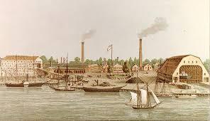 「福沢諭吉は1860年、江戸幕府の軍艦、咸臨丸で初めて米国へ渡った」の画像検索結果