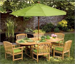 green patio table umbrellas for wooden outdoor furniture brown covers outdoor patio