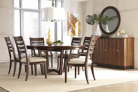 Mirror Dining Room Tables Black Dining Room Excellent Sleek And Elegant Black Dining Room