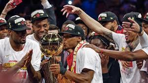 The Raptors' Joyous N.B.A. Finals Victory Brings the Warriors ...