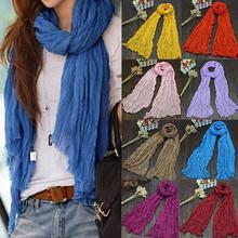 <b>cotton linen scarf</b>