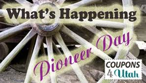 Utah 24th of July Pioneer Day Fireworks Displays and Events