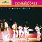 Classic Commodores: The Universal Masters Collection