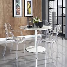 Acrylic Dining Room Chairs Starcks Louis Ghost Dining Chair Victoria Ghost Chair Philippe