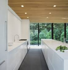 white kitchen windowed partition wall: love the windowed wall  love the windowed wall
