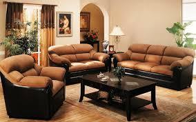 comfortable two tone grey and black velvet ikea living room sets affordable brown vinyl midcentury sofa black sofa set office